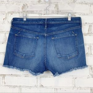 Mossimo Supply Co. Shorts - Mossimo   High Rise Cutoff Shorts   Size 14
